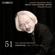 Masaaki Suzuki (Масааки Судзуки): Cantatas Vol. 51