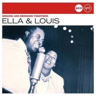 Ella Fitzgerald (Элла Фицджеральд): Singing And Swinging Together