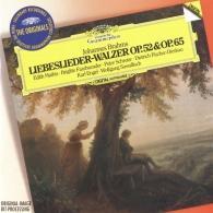 Wolfgang Sawallisch (Вольфганг Заваллиш): Brahms: Liebeslieder-Walzer Opp.52 & 65; 3 Quartet