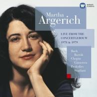 Martha Argerich (Марта Аргерих): Piano Concertos