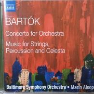 Béla Bartók (Бела Барток): Concerto For Orchestra