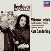 Mitsuko Uchida (Мицуко Утида): Beethoven: Complete Piano Concertos