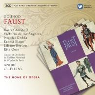 André Cluytens (Андре Клюитанс): Charles François Gounod: Faust
