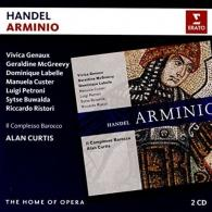 Alan Curtis (Алан Кертис): Arminio