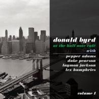 Donald Byrd (Дональд Бёрд): At The Half Note Cafe Vol. 1