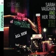 Sarah Vaughan (Сара Вон): Live At Mr. Kelly's