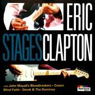 Eric Clapton (Эрик Клэптон): Stages
