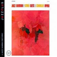 Stan Getz (Стэн Гетц): Jazz Samba/ Jazz Samba Encore