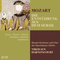 Nikolaus Harnoncourt (Николаус Арнонкур): Die Entfahrung Aus Dem Serail