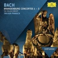 Trevor Pinnock (Тревор Пиннок): Bach, J.S.: Brandenburg Concertos Nos.1-3