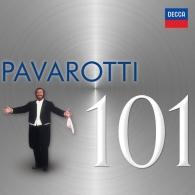 Luciano Pavarotti (Лучано Паваротти): 101 Pavarotti