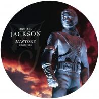 Michael Jackson (Майкл Джексон): History Continues