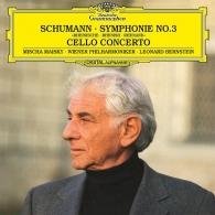"Mischa Maisky (Миша Майский): Schumann: Symphony No.3 In E Flat, Op.97 - ""Rhenish""; Cello Concerto In A Minor, Op.129"