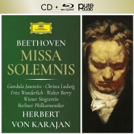Herbert von Karajan (Герберт фон Караян): Beethoven: Missa Solemnis, Op. 123