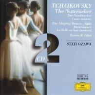 Seiji Ozawa (Сэйдзи Одзава): Tchaikovsky: The Nutcracker / The Sleeping Beauty
