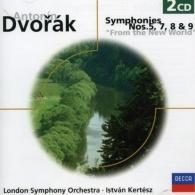 London Symphony Orchestra: Dvorak: Symphonies Nos.5, 7, 8 & 9