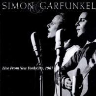 Simon & Garfunkel (Симон И Гарфункель): Live From New York City, 1967