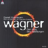 Daniel Barenboim (Даниэль Баренбойм): Der Ring Des Nibelungen