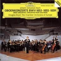 Douglas Boyd: Bach, J.S.: Oboe Concertos BWV 1053, 1059 & 1055