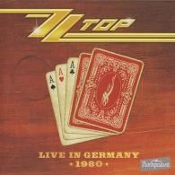 ZZ Top (Зи Зи Топ): Live In Germany