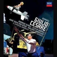 Cecilia Bartoli (Чечилия Бартоли): Handel Giulio Cesare