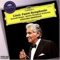 Leonard Bernstein (Леонард Бернстайн): Liszt: A Faust Symphony