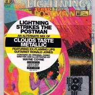 The Flaming Lips (Зе Фламинг Липс): LIGHTNING STRIKES THE POSTMAN