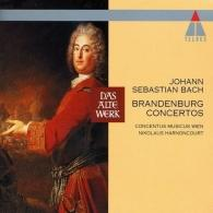 Nikolaus Harnoncourt (Николаус Арнонкур): Brandenburg Concertos Nos 1-6