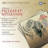 Herbert von Karajan (Герберт фон Караян): Pelleas Et Melisande