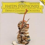 Orpheus Chamber Orchestra: Haydn: Symphonies No.22, 63 & 80