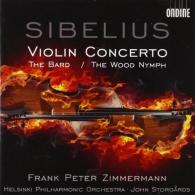 Jean Sibelius (Ян Сибелиус): Sibelius: Violin Concerto