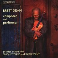 Brett Dean (Бретт Дин): Viola Concerto; Komarov'S Fall; Twelve Angry Men (For 12 Cellos); Intimate Decisions For Solo Viola)