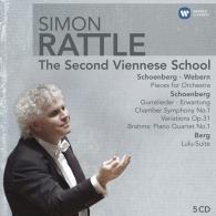 Simon Rattle (Саймон Рэттл): The Second Viennese School
