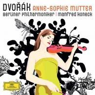 Anne-Sophie Mutter (Анне-Софи Муттер): Dvorak: Violin Concerto