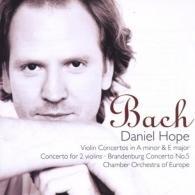Daniel Hope (Дэниэл Хоуп): Violin Concertos