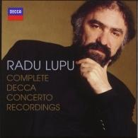 Radu Lupu (Раду Лупу): The Concerto Recordings