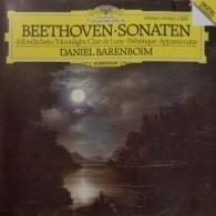 Daniel Barenboim (Даниэль Баренбойм): Beethoven: Piano Sonatas Nos.8, 14, 23