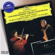 Anne-Sophie Mutter (Анне-Софи Муттер): Mendelssohn / Bruch: Violin Concertos