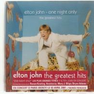 Elton John (Элтон Джон): One Night Only