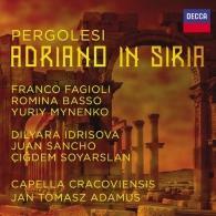 Franco Fagioli (Франко Фаджоли): Pergolesi: Adriano in Siria