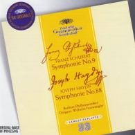 Wilhelm Furtwängler (Вильгельм Фуртвенглер): Schubert: Symphony No.9 / Haydn: Symphony No.88