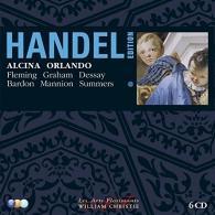 Susan Graham (Сьюзен Грэм): Handel Edition: Vol.1 Alcina; Orlando