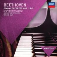 Sir Colin Davis (Колин Дэвис): Beethoven: Piano Concertos Nos.1 & 2