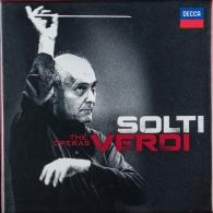 Georg Solti (Георг Шолти): Verdi Operas