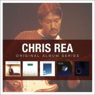 Chris Rea (Крис Ри): Original Album Series