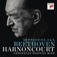 Nikolaus Harnoncourt (Николаус Арнонкур): Symphonies Nos 4 & 5 (The Last Recording From Musikverein Vienna)