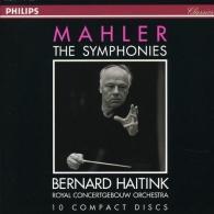 Bernard Haitink (Бернард Хайтинк): Mahler: The Symphonies