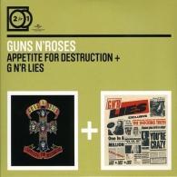 Guns N' Roses (Ганз н Роузес): Appetite For Destruction/ G N'R Lies