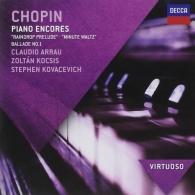 Claudio Arrau (Клаудио Аррау): Chopin: Piano Favourites