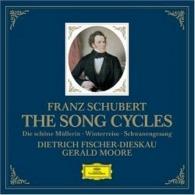 Dietrich Fischer-Dieskau (Дмитрий Фишер-Дискау): Schubert: The Song Cycles